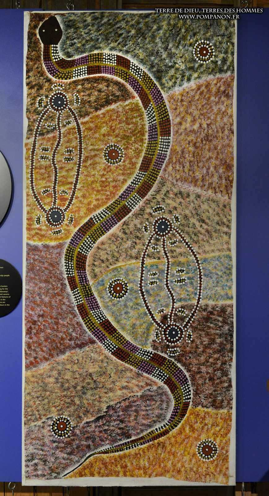 20 sidney seconde partie - Peinture effet serpent ...
